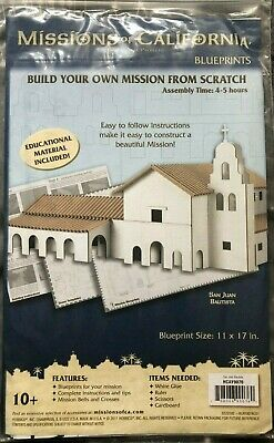California_Mission_Kit